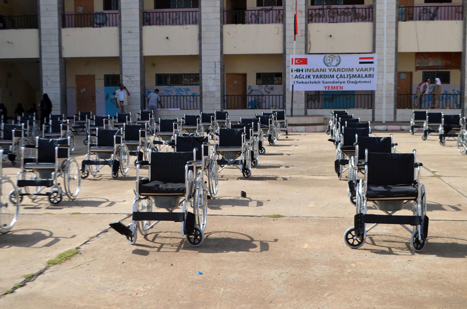 Yemen E 11 Saglik Merkezi Ihh Insani Yardim Vakfi